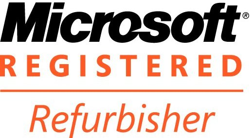 Microsoft Registered Refurbisher